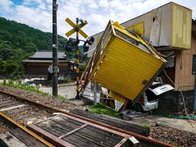 令和2年7月豪雨被害レポートー八代市坂本町から芦北町(動画版) EP-106